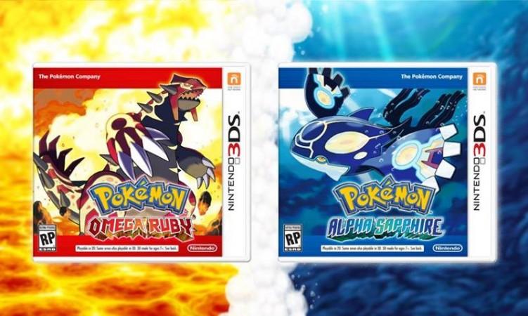 Pokemon Omega Ruby and Alpha Sapphire: How to Catch Legendary Pokemon; Mega Stone Locations; DexNav Tutorial - IBTimes India