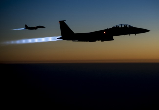 Iraqi pilots dropped essential supplies of food, water and ammunition to the Islamic State bases instead of dropping bomb.