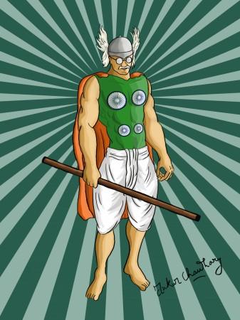 Thor Gandhi