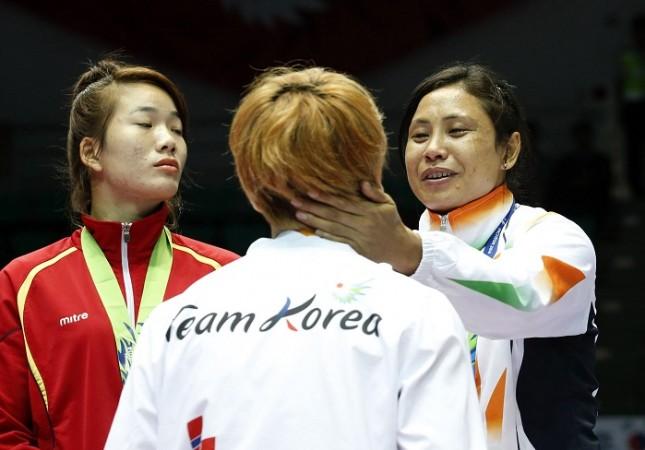 Sarita Devi Boxing