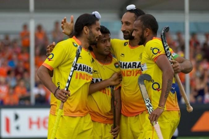 India Hockey Sardar Singh Chandi SV Sunil