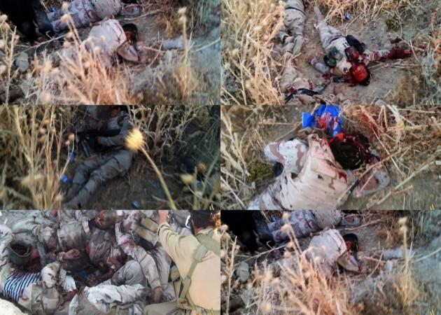 ISIS reportedly massacred hundreds of Iraqi soldiers at Camp Saqwaliya.