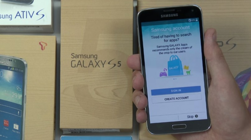 Android 5.0 Lollipop Update For Samsung Galaxy Smartphones Coming This Jan