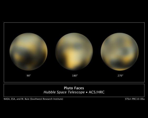 Pluto gets planet status