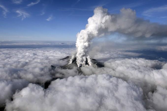 Japan's Ontake volcano eruption