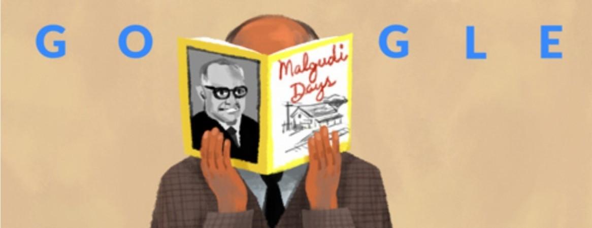 Google Doodle Honours 'Malgudi Days' Creator R.K. Narayan