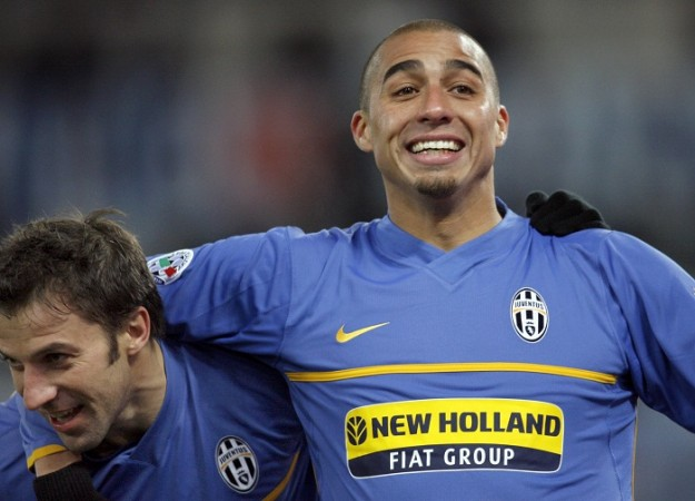 Alessandro Del Piero David Trezeguet Juventus