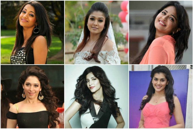 Will Trisha, Nayantara, Anushka, Tamanna Donate For Hudhud Relief Fund?