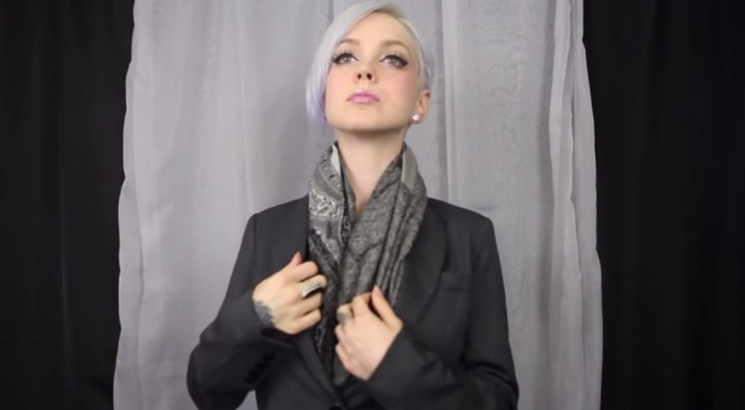 Tattooed Model twerks her Breasts to Mozart, Video Goes Viral Online
