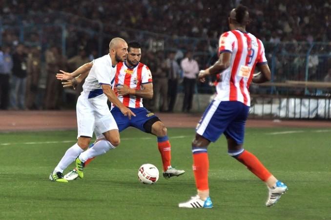 Mumbai City FC Atletico de Kolkata Fikru