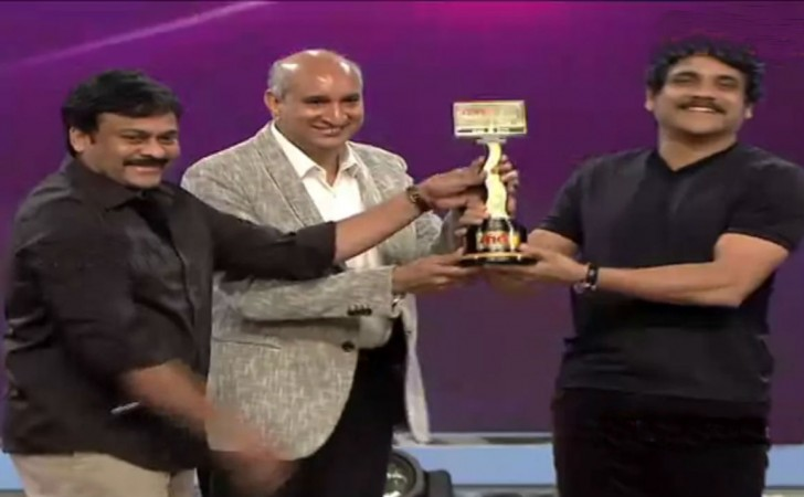 MaaTEA Awards 2014 Winners List: Nagarjuna Bags Best Ever Host For MEK