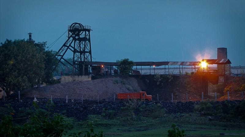 Kumardubi colliery
