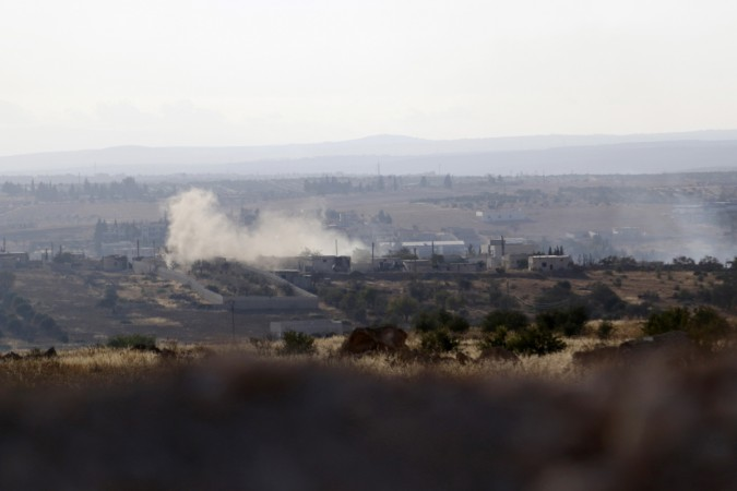 Syria nearly lost its provincial capital, Idlib, to the jihadists of ISIS and Jabhat al-Nusra on Monday.