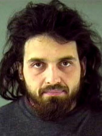 Mug shot of Michael Zehaf-Bibeau (Vancouver Police Department mugshot)