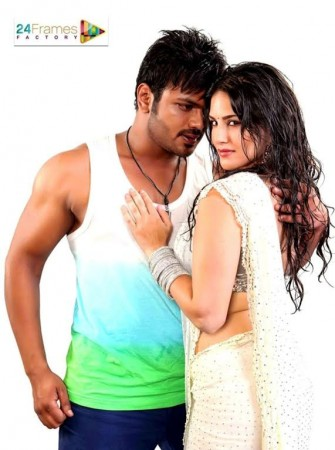 Manchu Manoj's 'Current Theega' - First Telugu Movie to Release in 25 Foreign Countries
