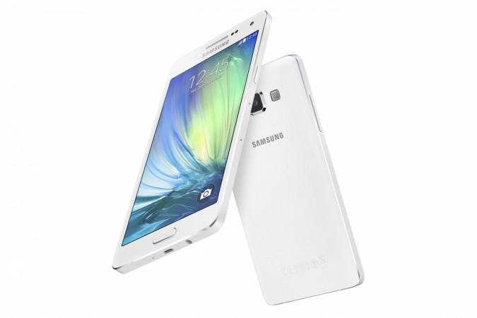 Samsung Launches Unibody Metal-Clad Galaxy A5, Galaxy A3