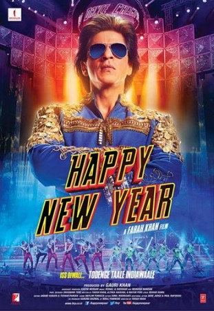 Happy New Year Shahrukh Khan 79