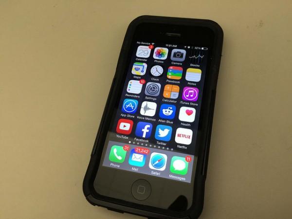 smartphone, social media