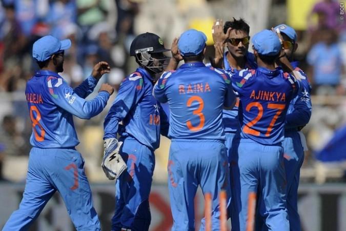 Akshar Patel India