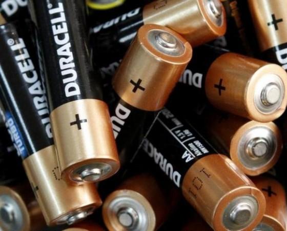 Battery for illustration