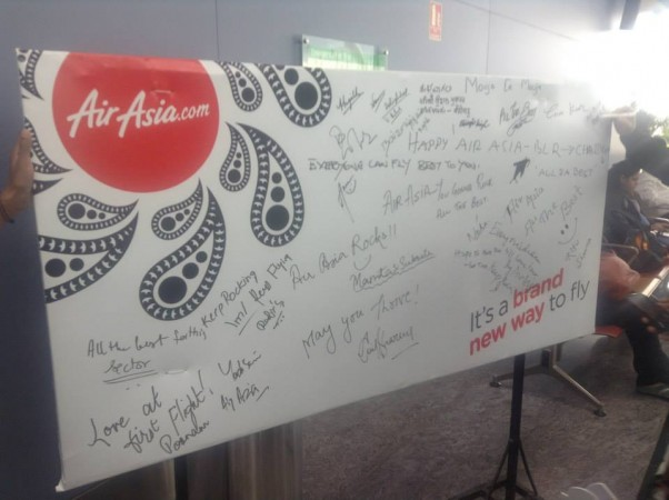 AirAsia India launched a week-long sale offering one-way tickets prices as low as Rs 699 including taxes.