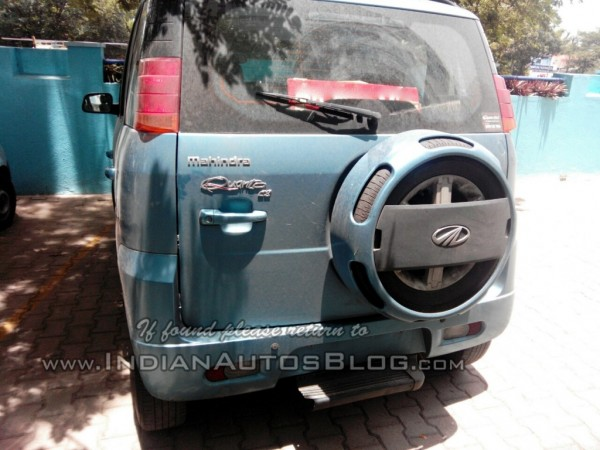 Mahindra Quanto AMT Spied testing, Reveals Interiors; What We Know So Far
