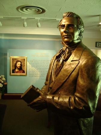 Mormon Founder Joseph Smith had 40 Wives