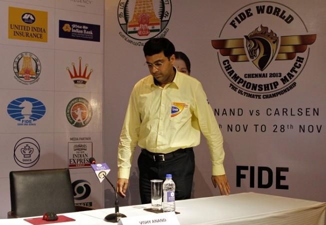 Viswanathan Anand World Chess Championship