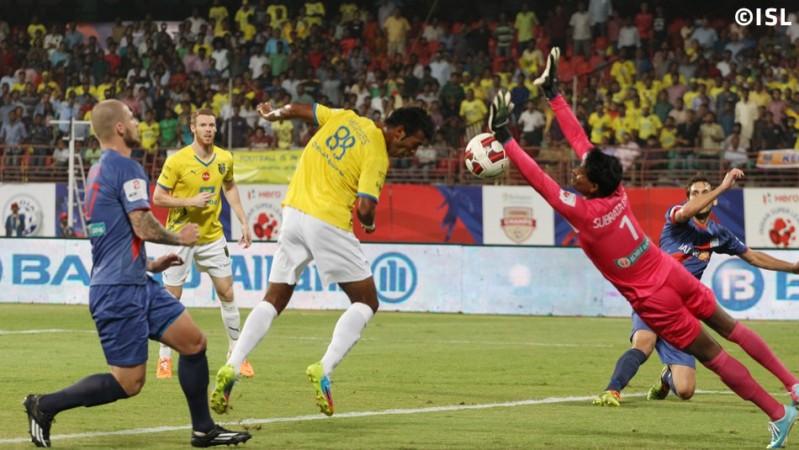 Kerala Blasters vs Mumbai City
