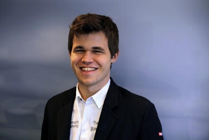 Magnus Carlsen World Chess Championship
