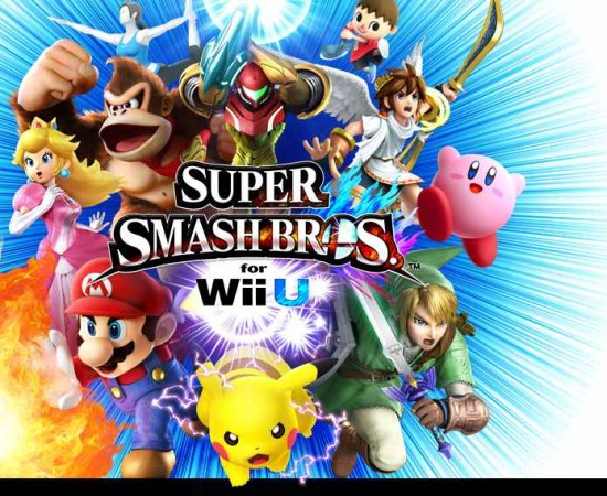 Play Super Smash Bros on your calculator