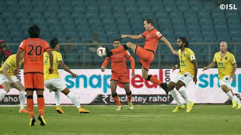 Delhi Dynamos vs Kerala Blasters FC