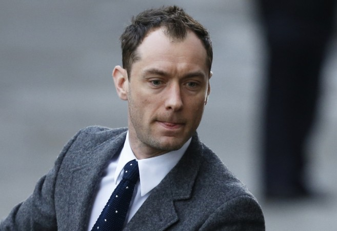 Jude Law to Play Villain in Guy Ritchie's King Arthur Film