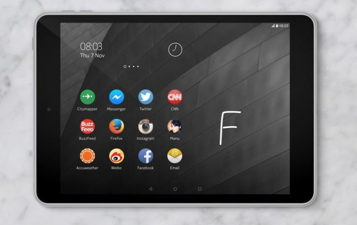 Aluminum-clad Nokia N1 with Android 5.0 Lollipop Unveiled; Price, Specifications Details