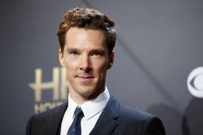 "Benedict Cumberbatch to Have a ""Very Private Wedding"""
