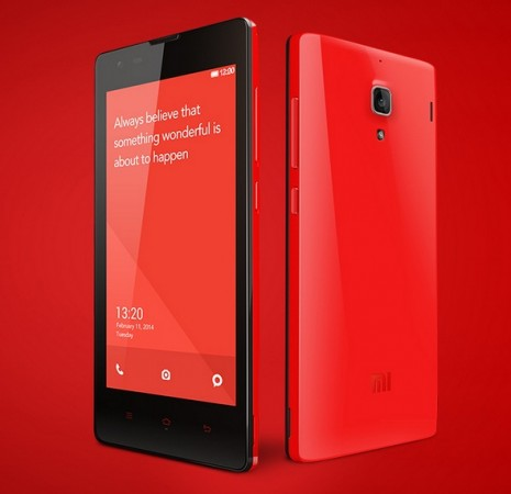 Xiaomi Redmi 1S Successor Release Date, Specs and Price Details Leaked
