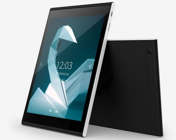 Sailfish OS powered Jolla Tablet Unveiled; Price, Specifications Details