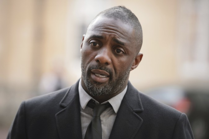 "Idris Elba to Return as ""Luther"" in 2015"