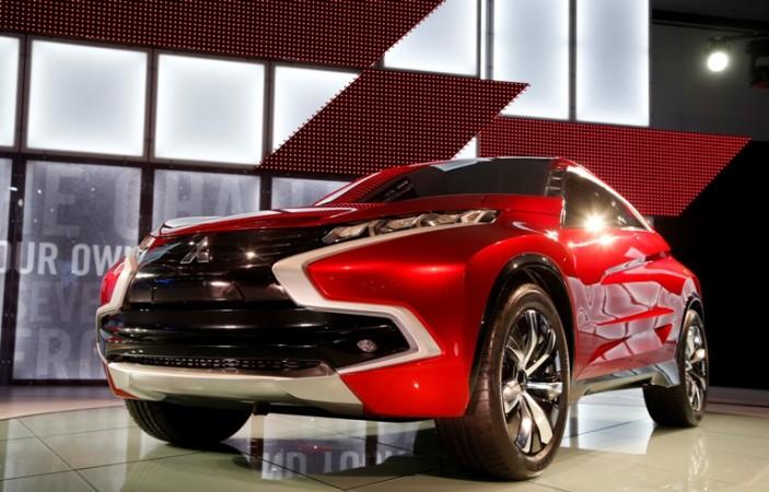 Mitsubishi concept XR-PH EV