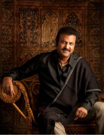 Mohan Babu Completes 4 Decades in Film Industry: Yamaleela 2 Team Felicitates him