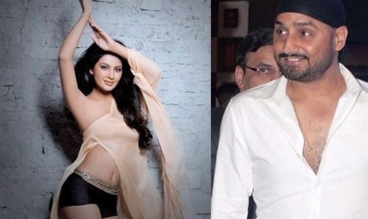 Geeta Basra and Harbhajan Singh
