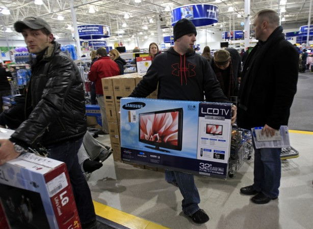 Black Friday 2014 Shopper's Guide: Giant TVs Get Biggest Discounts Ever