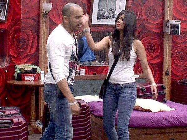 Sonali Raut and Ali Mirza