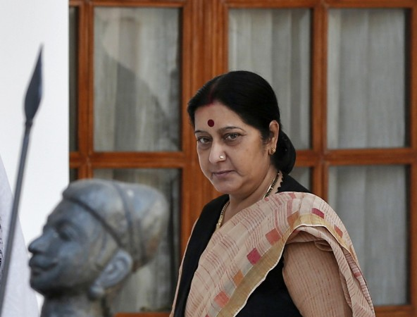 India's new Foreign Minister Sushma Swaraj