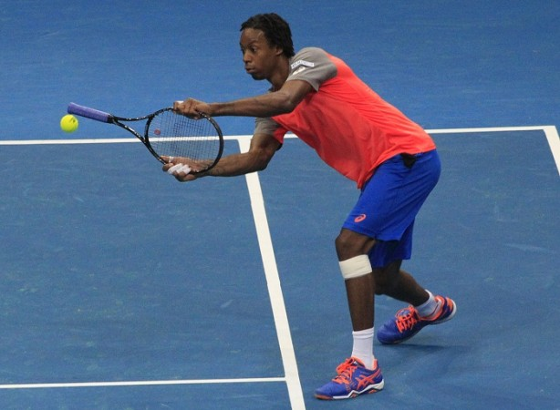 Gael Monfils Indian Aces