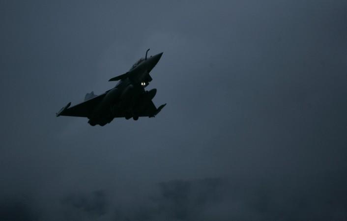 Multi-role Rafael jet