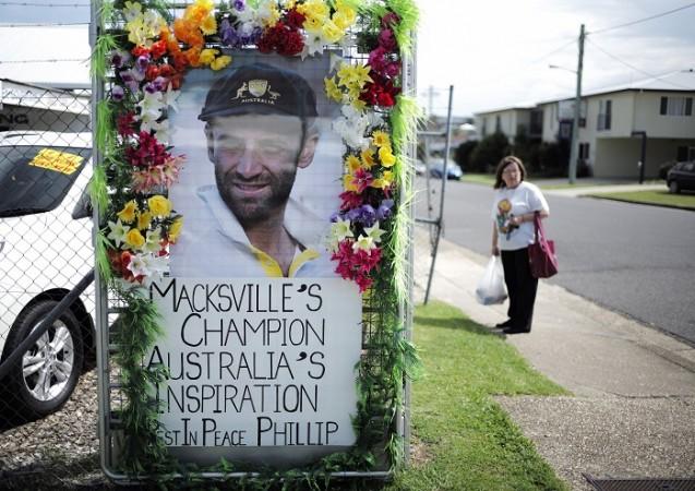 Phil Hughes Funeral Tribute Macksville