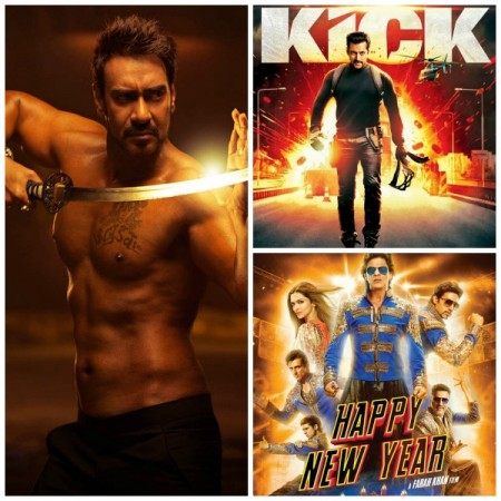 'Action Jackson' Box Office: 3 Reasons Why it Can't Beat 'Happy New Year', 'Kick' in First Weekend