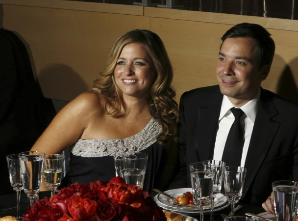 """""""The Tonight Show"""" Host Jimmy Fallon, Wife Welcome Second Daughter"""