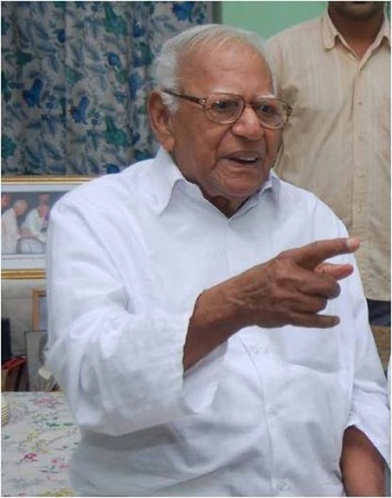 Justice VR Krishna Iyer